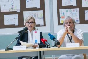 Pediatrična klinika UKC Ljubljana bogatejša za videobronhoskop, elektrokardiograf in elektroencefalograf